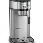 Hamilton Beach Single Serve Scoop Coffee Maker Review