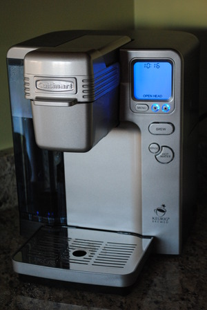 Cuisinart Coffee Maker Electrical Problems : Image Gallery keurig coffee makers problems